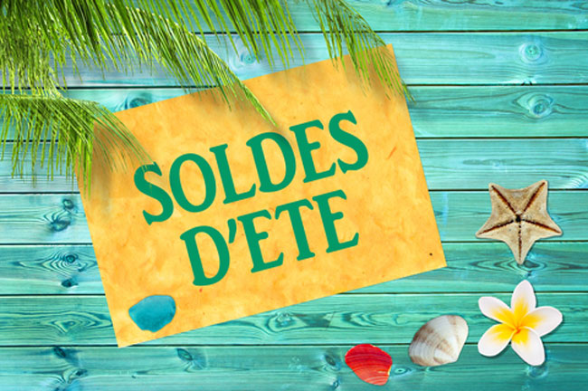 Summer Sales in France – Dates for 2018