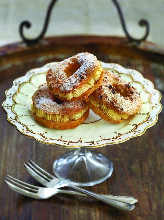 Home sweet home: Bertinet's French patisserie