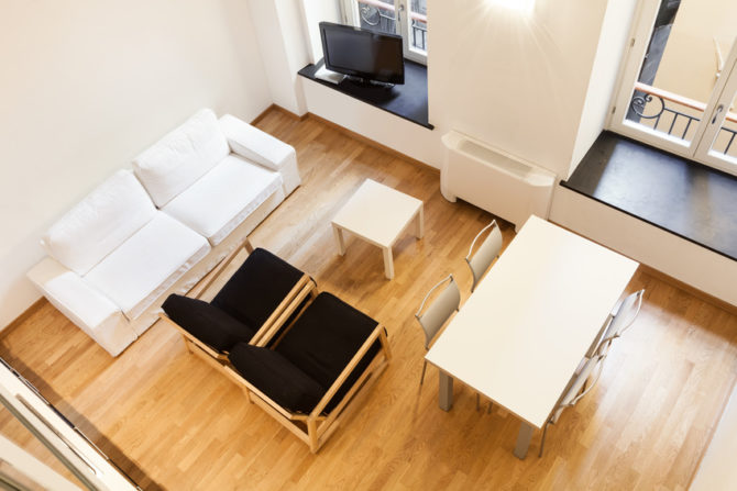 Property rentals in France: list of required furnishings