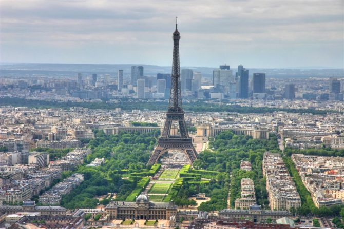 Foreign Property Buyers in Paris at Highest Level in 15 Years