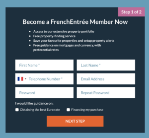 Become a frenchentree member