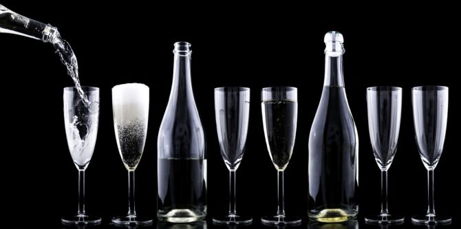 The two methods behind French sparkling wines