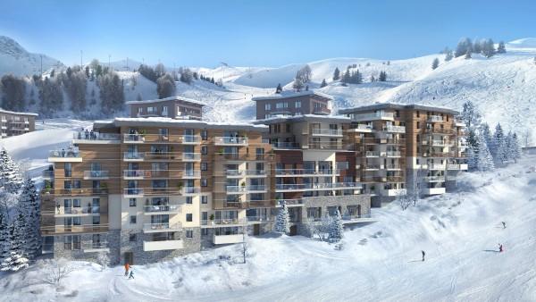 MGM French Properties Launch Luxury Development in Family-friendly La Plagne