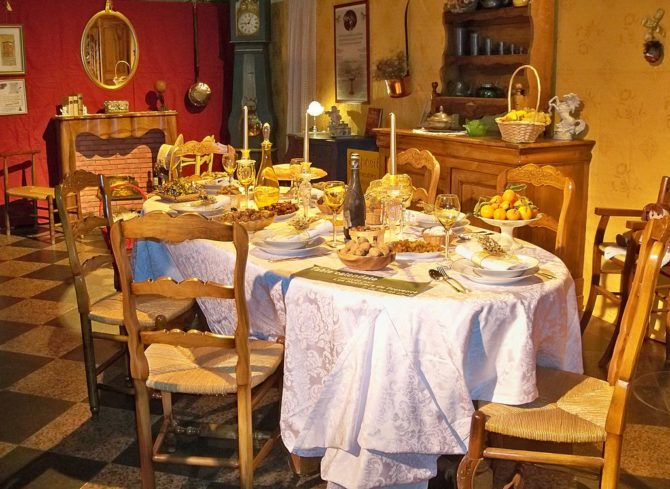 A Traditional Christmas in Provence
