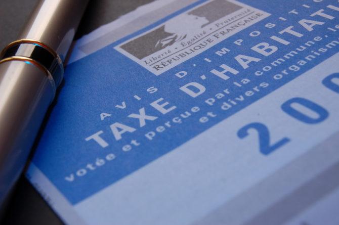 Local Property Taxes: Taxe Foncière and Taxe D'habitation
