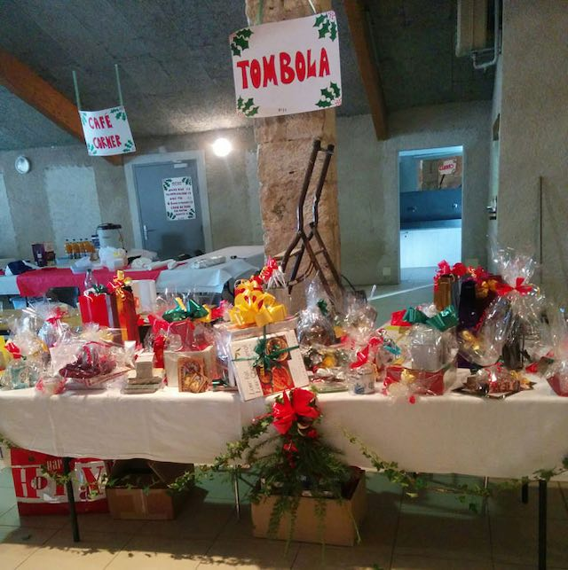 This Gift Really Keeps on Giving: Christmas Fair in the Tarn