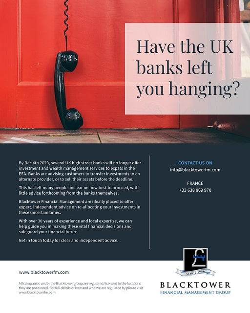 Forced UK Account Closures for Expats Living in the EEA