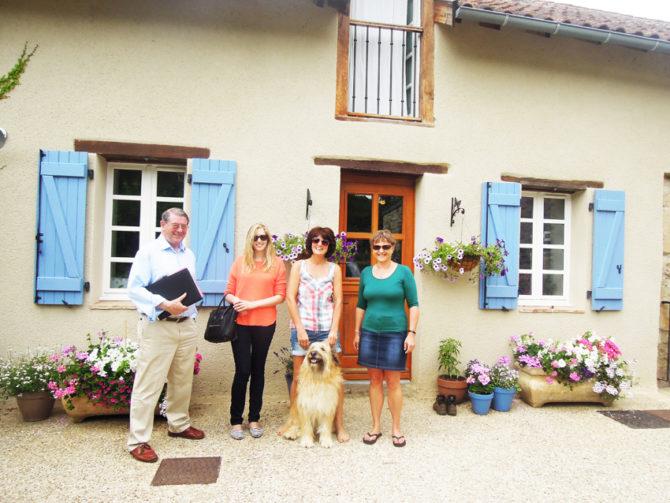 The Property Scene in St-Antonin-Noble-Val