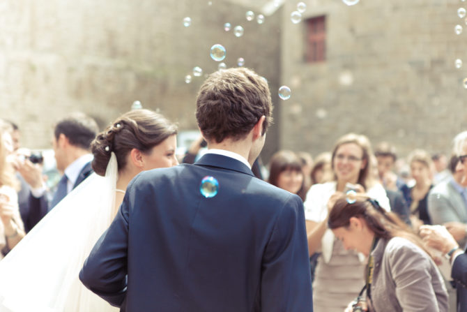 Wedding traditions in France