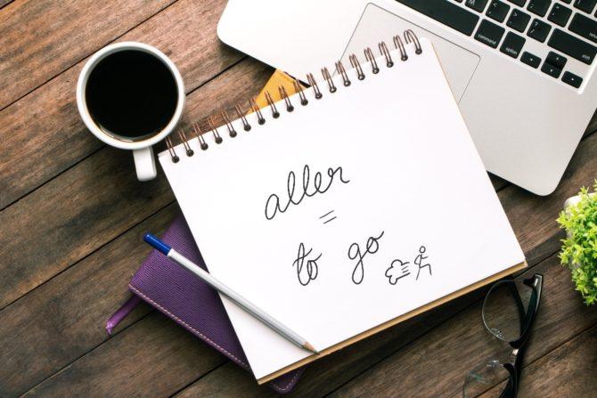 French verb focus: <i>aller</i>, 'to go'