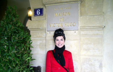 Living and Studying in Paris – Andrea's Story