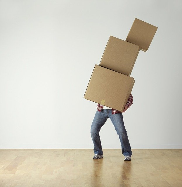 Moving House? A Handy Removal Countdown Checklist