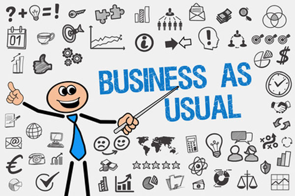 Business as usual! – Despite Brexit