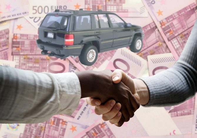 Buying a Second-Hand Car in France