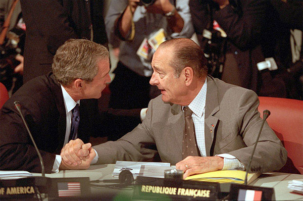 French News Digest: France Says Adieu to Jacques Chirac