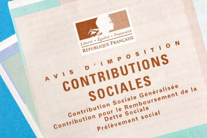France: Good News on Social Charges for Non-residents