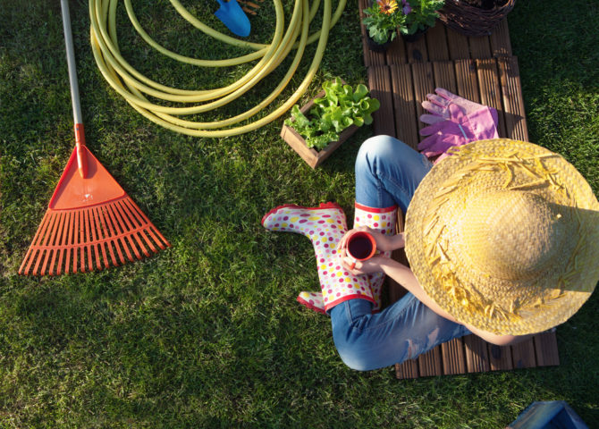 How to Prepare Your French Garden in Springtime