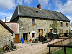 Running an eco-gite in Normandy