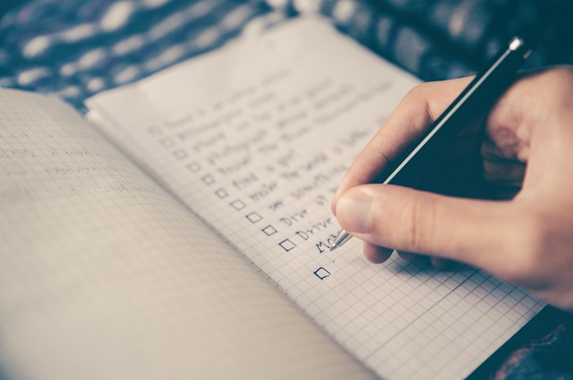 Property Update: Your Viewing Checklist