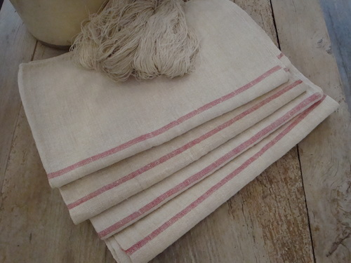 Let's Make a Trousseau with Beautiful Antique French Linens