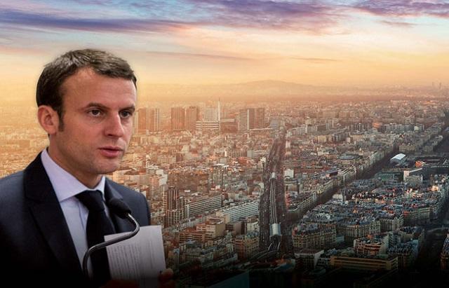 Why France Is Enjoying a Macron Boom