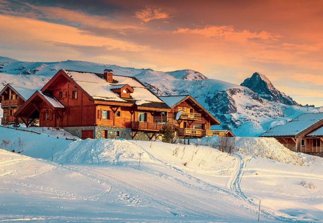 Buying a Ski Chalet – Case Study