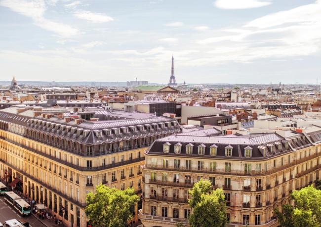 PARIS – The Property Boom