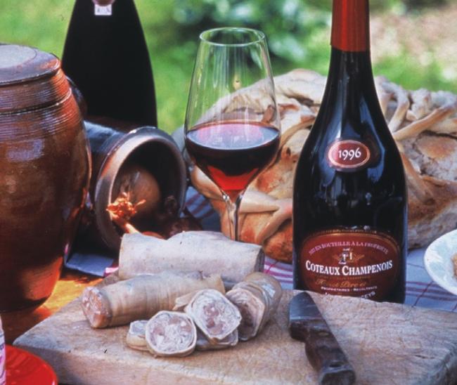 Taste of the terroir – Champagne region