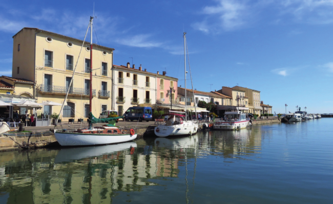 Where to Buy in France Now! Marseillan in Hérault