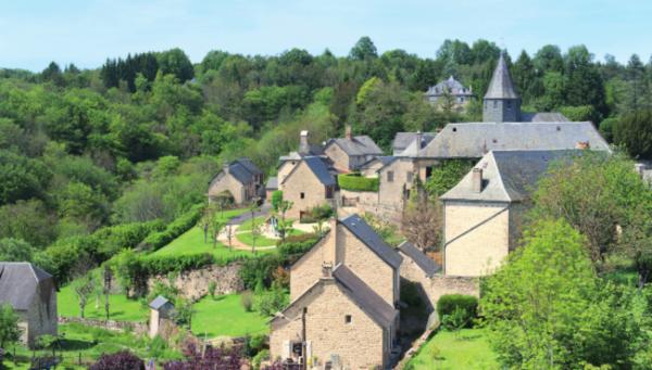 Property Hotspot – Treignac, Limousin