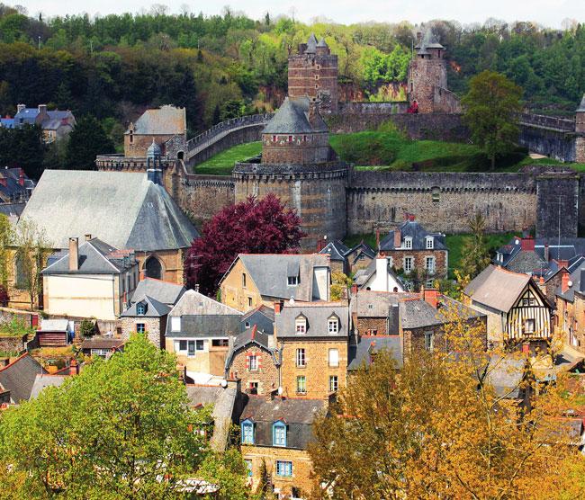 Buying Hot Spots – Fougères, Ille-et-Vilaine, Brittany