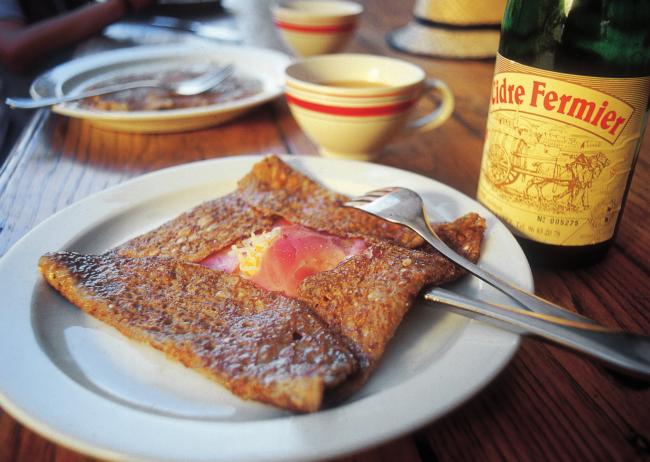 Taste of the terroir – Brittany