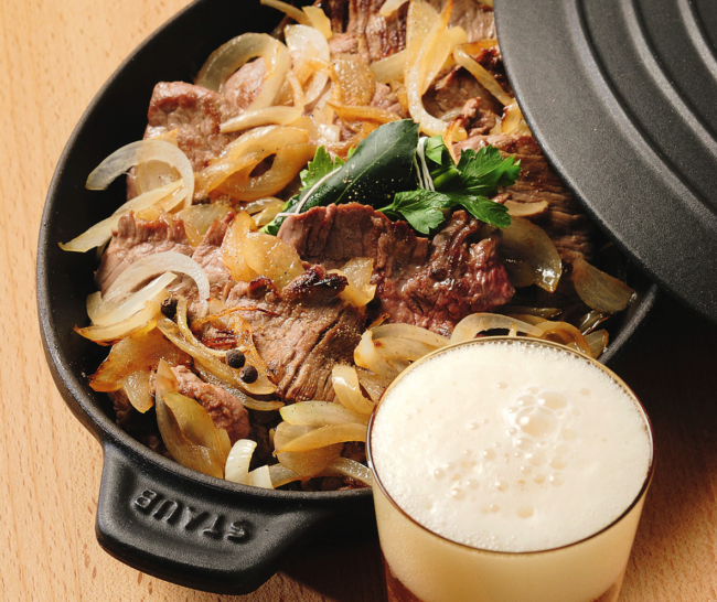 Beef Stewed in Beer – Carbonade à la flamande