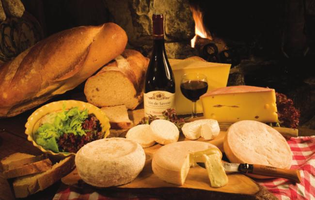 Taste of the terroir – The French Alps