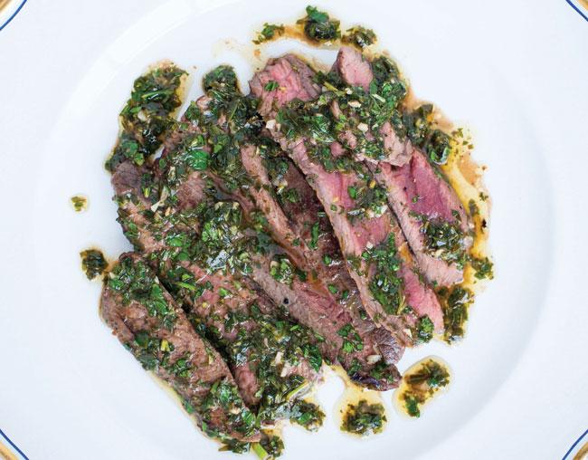 Steak à la Nina