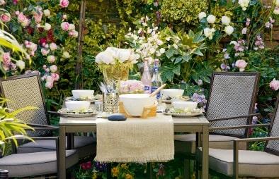 Create an Outside Living Area