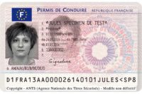 Obtaining a French Driving Licence