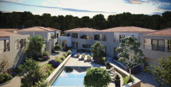 Advantages of New Build French Property