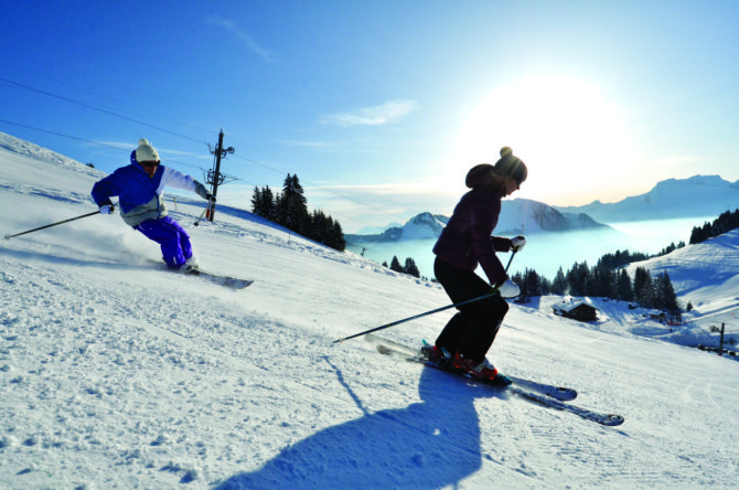 Where should you go skiing in France?