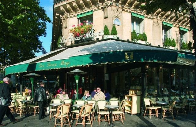 Literary Paris