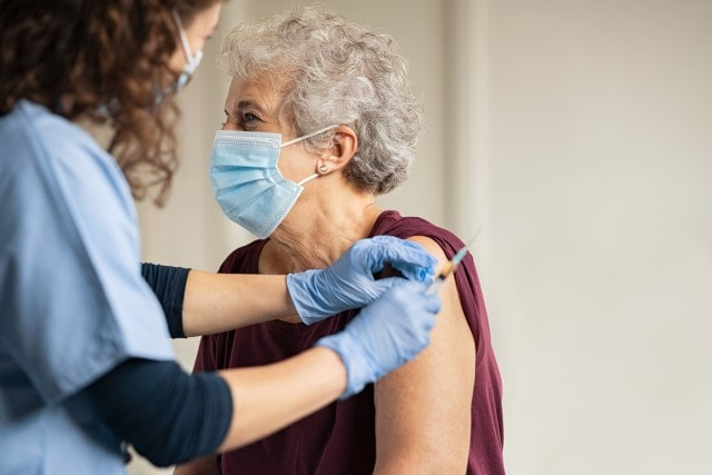 News Digest: 20% of Over-75s Still Not Vaccinated