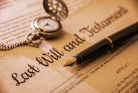 Solicitors drafting up wills without leaving their homes