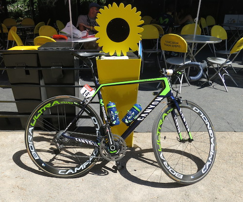 Behind the Scenes at the Tour De France … How to Get the Best Seat in the House