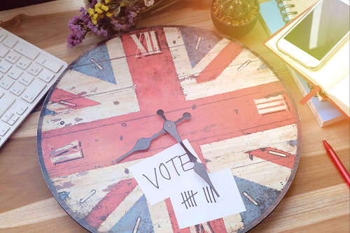 Can British expats in France vote in the General Election?