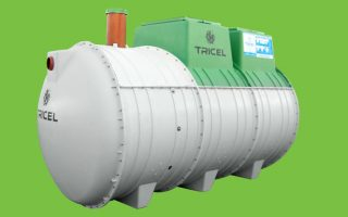 Tricel France Wastewater Treatment
