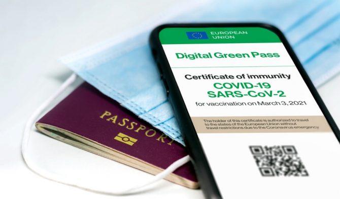 News Digest: EU Health Passports & France-UK Deal for Driving Licences