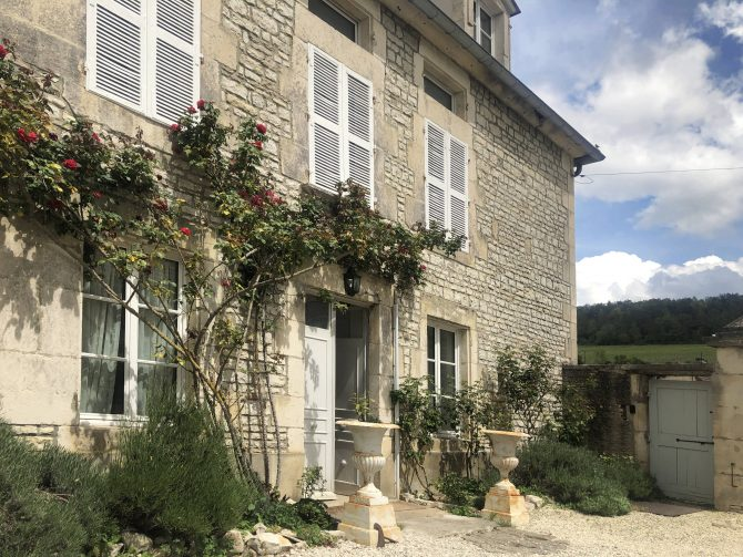 Life After Brexit: Setting up a Chambre d'hôte in Champagne