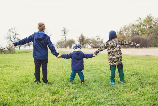 Raising Bilingual Children in France