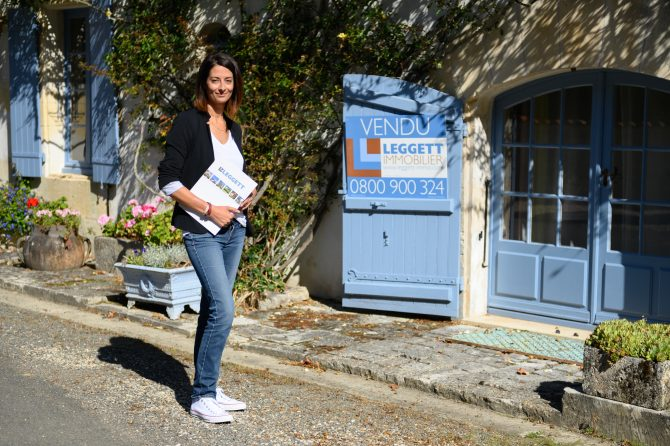 Become an Independent Sales Agent in France with Leggett Immobilier