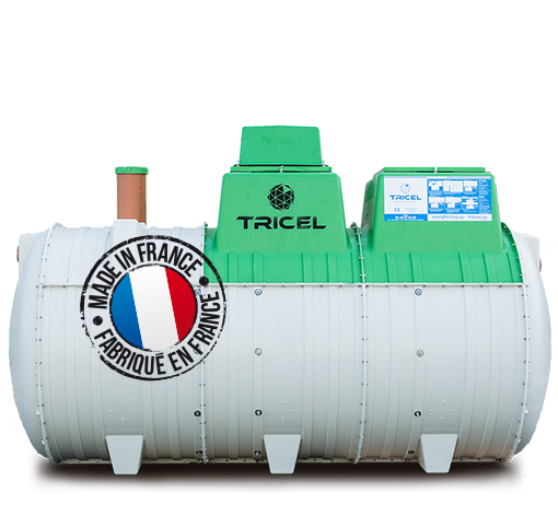Individual Sewage Treatment in France and Applicable Regulations